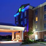 Foto van Holiday Inn Express Hotel & Suites Baton Rouge East
