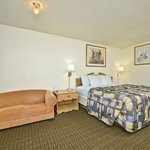 Americas Best Value Inn Oxford resmi