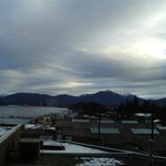 a cloudy day in Prince Rupert