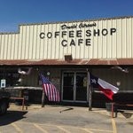 The front of the Coffee Shop Cafe