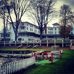 Hotel Conneaut at Conneaut Lake Parkの写真