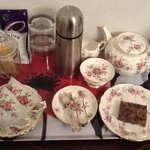 the tea tray