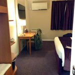 Spacious Premier Inn room