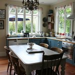 Foto de Coombe Farm Bed and Breakfast