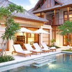 1 - 4 Bedroom Pool Villa