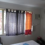 Great curtains to keep out the sun