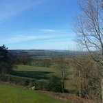 View from Teesdale room