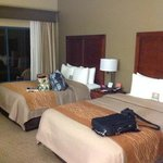 Foto van Comfort Inn and Executive Suites