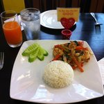 Yummy Thai breakfast