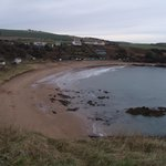 Coldingham Bay Feb 2014