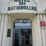 Photo de Hotel des Batignolles