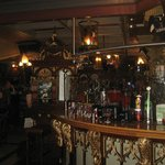 Section of bar