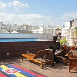 Foto van Oasis Backpackers' Palace Seville