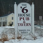 The '6 Pub for breakfast and dinner:)
