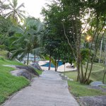Path to Pool