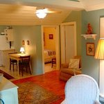Edgewater Cottage Interior Photo