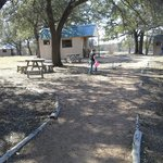 Foto de Foothills Safari Camp at Fossil Rim