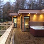Hot tubs on every decking