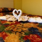 more cute towel art
