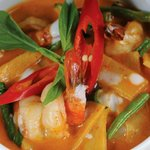 Tiien Thai Red Curry