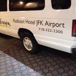 Φωτογραφία: Radisson Hotel JFK Airport