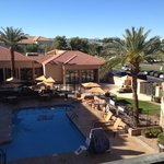 Foto de Courtyard by Marriott Phoenix Airport