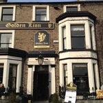 Foto van The Golden Lion Hotel