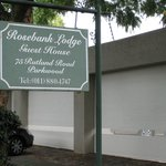 Rosebank Lodge Guest House resmi