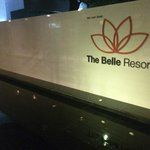 The Belle Resort resmi