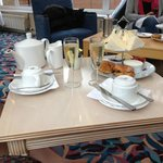 Average afternoon tea