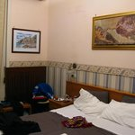 Photo de Hotel des Artistes Naples