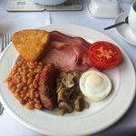 Best breakfast in weymouth!!! You can have just about anything :-)