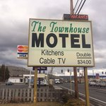 Townhouse Motel Foto