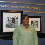 Hampton Inn Harrisonburg South Foto
