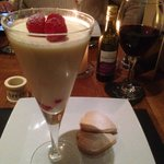 Gorgeous desert, all the good was excellant! No shortage in quantity either!