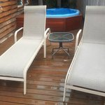 jacuzi outdoor furniture