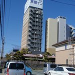 Toyoko Inn Kakegawa Castle South resmi
