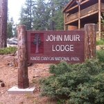 John Muir Lodge, Kings Canyon National Park, CA