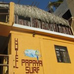Foto de Papaya Surf Beach Hotel