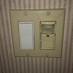 Bathroom outlet...SAFE ?