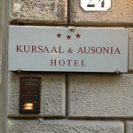 Photo de Hotel Kursaal Ausonia