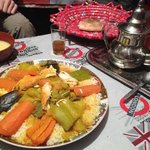 The tajine that was prepared for 50dh each