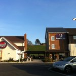Premier Inn Glastonburyの写真