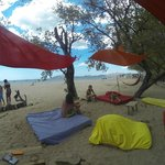 Photo de Hamaca Surf Camp