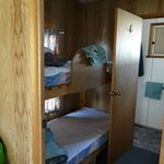 other bunks in cabin