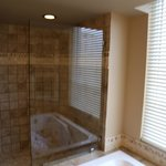 St Maarten Unit 808 at Silver Shells Master Bath Shower
