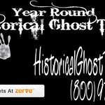 Historical Ghost Tours