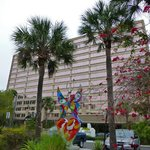 Foto van Howard Johnson Plaza Tampa-Downtown