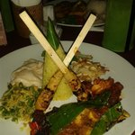 Mixed Indonesian Plate