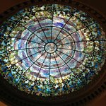 Tiffany Stained Glass Dome